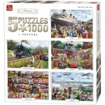 5 Puzzles - Compendium, Classic Collection