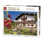 Puzzle   Bavarian Alps Chiemgau