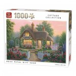 Puzzle   Cottage Rose Petal Gift Shop