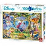 Puzzle   Disney - Movie Magic