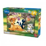 Puzzle  King-Puzzle-05256-B Bambi
