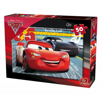 Puzzle king-Puzzle-05288-B Cars 3