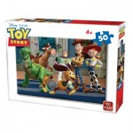 Puzzle  King-Puzzle-05289-A Toy Story