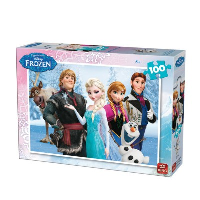 Puzzle King-Puzzle-05293-A La Reine des Neiges