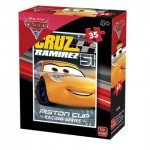 Puzzle  King-Puzzle-05309-B Cars 3