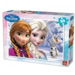 Puzzle  King-Puzzle-05315-B La Reine des Neiges