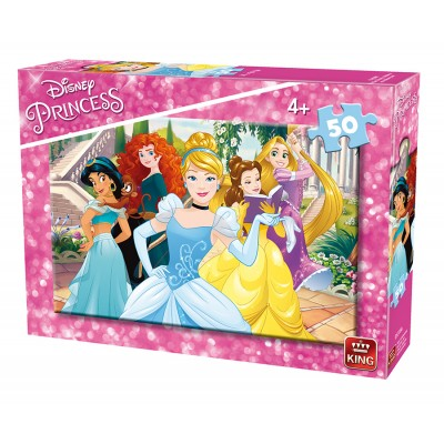 Puzzle king-Puzzle-05318-A Disney Princess