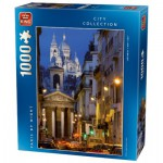 Puzzle  King-Puzzle-05371 Paris by Night