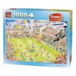 Puzzle  King-Puzzle-05546 Stade de Football