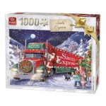 Puzzle  King-Puzzle-05618 Santa Express Christmas