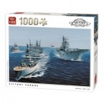 Puzzle  King-Puzzle-05623 Victory Parade