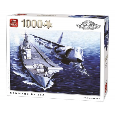 Puzzle King-Puzzle-05624 Command by Sea