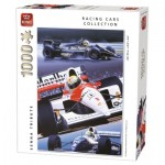 Puzzle  King-Puzzle-05628 Ayrton Senna