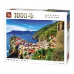Puzzle  King-Puzzle-05665 Vernazza, Italie