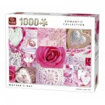 Puzzle  King-Puzzle-05763 Romantic Collection - Mother's Day