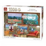 Puzzle  King-Puzzle-55864 Claude Monet