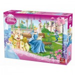 Puzzle  King-Puzzle-K04735-A Disney Princesses