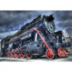 Puzzle  KS-Games-11329 Giuseppe Rosati: Locomotive