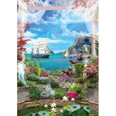 Puzzle KS-Games-24002 Paradise Bay