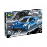 Maquette - Puzzle 3D Easy Click System - 2017 Ford GT