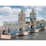Puzzle   Maquette en Carton : Tower-Bridge London