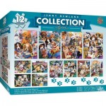12 Puzzles - Jenny Newland Collection