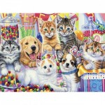 Puzzle  Master-Pieces-31725 Pièces XXL - Sweet Things