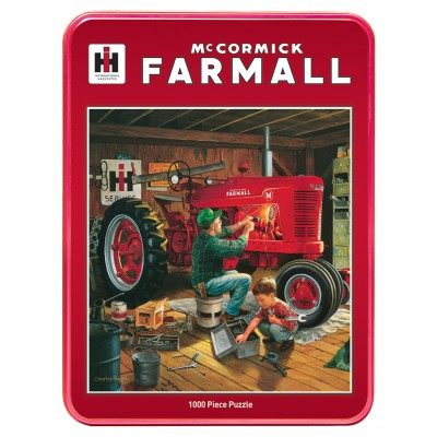 Puzzle Master-Pieces-71451 Forever Red