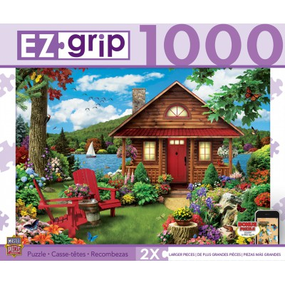 Puzzle Master-Pieces-71548 Pièces XXL - A Perfect Summer
