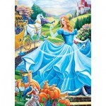 Puzzle  Master-Pieces-71830 Book Box - Cendrillon