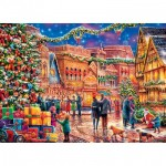 Puzzle   Holiday Village Square
