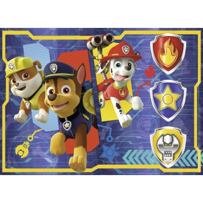Puzzle Nathan-86464 Paw Patrol