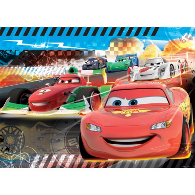Puzzle Nathan-86514 Cars : Pole Position