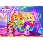 Puzzle  Nathan-86562 Pop Pixie : Secret entre copines