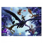 Puzzle  Nathan-86631 Dragons 3
