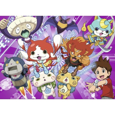 Puzzle Nathan-86745 Yo-Kai Watch