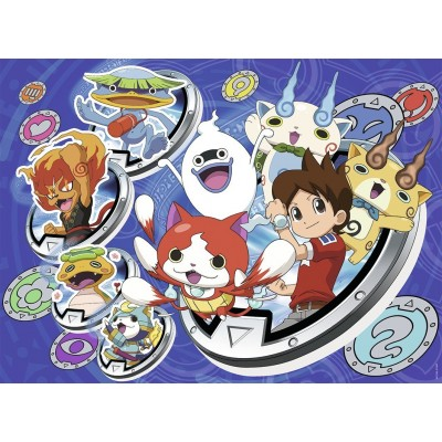 Puzzle Nathan-86907 Yo-Kai Watch