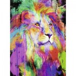 Puzzle  Nathan-87108 Aimee Stewart - Lion majestueux