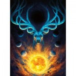 Puzzle  Nathan-87243 Constellation du Cerf
