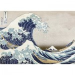 Puzzle   Hokusai : La Vague