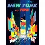 Puzzle  New-York-Puzzle-AA705 The Big Apple