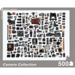 Puzzle  New-York-Puzzle-CO116 Pièces XXL - Camera Collection