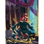 Puzzle   Pièces XXL - Harry Potter - Unravelling Quirrell