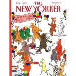 Puzzle   Pièces XXL - The New Yorker - Best in Show
