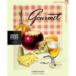 Puzzle  New-York-Puzzle-GO2108 Pièces XXL - Cheese Tasting