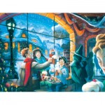 Puzzle  New-York-Puzzle-HP1608 Pièces XXL - Harry Potter - Three Broomsticks