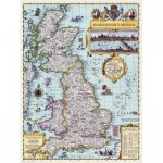 Puzzle  New-York-Puzzle-NG1706 Shakespeare's Britain