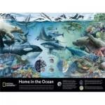 Puzzle  New-York-Puzzle-NG2163 Home in the Ocean