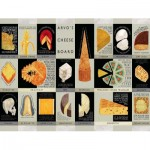 Puzzle  New-York-Puzzle-NL2123 Cheese Board
