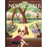 Puzzle  New-York-Puzzle-NY1728 The New Yorker - Shakespeare in the Park Mini